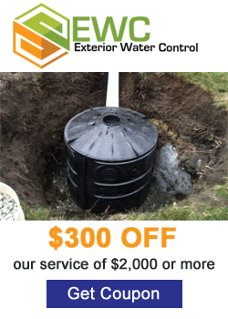 Exterior Water Control $300 off $2000 or more